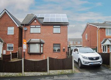Thumbnail 3 bedroom detached house for sale in Forrister Street, Meir Hay, Stoke-On-Trent