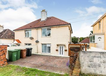 Thumbnail Semi-detached house for sale in Channel Park Avenue, Plymouth