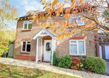 Thumbnail 4 bedroom detached house for sale in Rowfant Close, Worth, Crawley