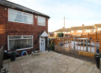Thumbnail 3 bed end terrace house for sale in Vesper Way, Kirskstall