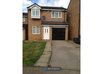Thumbnail 3 bed detached house to rent in Whiteheart Close, Northampton