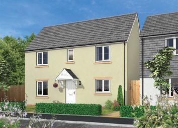 Thumbnail 3 bed semi-detached house for sale in Charter Way, Liskeard