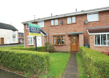 Thumbnail 3 bed terraced house to rent in Barmouth Grove, Brindley Ford, Stoke-On-Trent