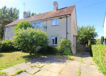 Thumbnail 3 bed semi-detached house for sale in Shooting Field, Steyning