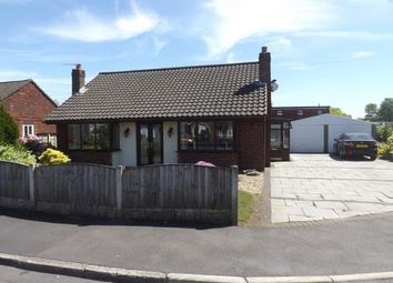 Thumbnail 3 bed bungalow for sale in Lincoln Avenue, Lowton, Warrington, Greater Manchester