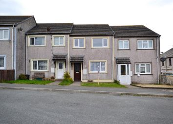 Thumbnail 3 bed terraced house for sale in Hamilton Close, Pennar, Pembroke Dock