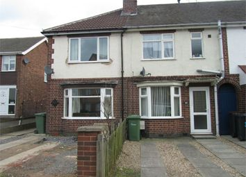 Thumbnail 2 bed terraced house to rent in Heath End Road, Nuneaton, Warwickshire