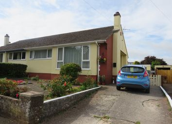 Thumbnail 3 bed semi-detached bungalow for sale in Langlands Close, Paignton