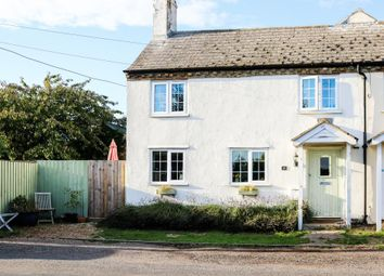 Thumbnail 3 bed cottage for sale in Little Raveley, Huntingdon