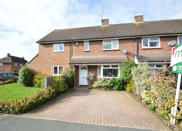 3 bed end terrace house for sale in Cowley Crescent, Hersham, Surrey KT12