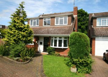Thumbnail 4 bed detached house to rent in Granary Meadow, Wyatts Green, Brentwood