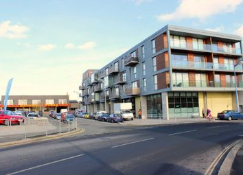 Thumbnail 2 bed flat for sale in Hobart Street, Millbay, Plymouth