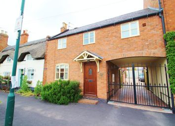 Thumbnail 2 bed terraced house to rent in Main Street, Queniborough, Leicestershire