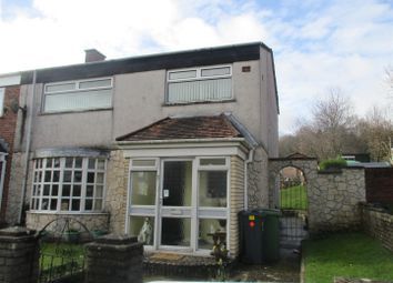 Thumbnail 3 bed end terrace house for sale in Gorse Place, Fairwater, Cardiff