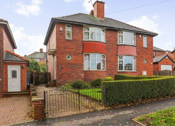Thumbnail 3 bed semi-detached house for sale in Lees Hall Avenue, Sheffield