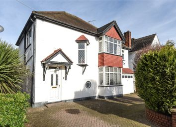 Thumbnail 4 bedroom detached house for sale in Elm Avenue, Ruislip, Middlesex