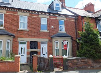 Thumbnail 5 bed town house for sale in Talbot Road, Wrexham