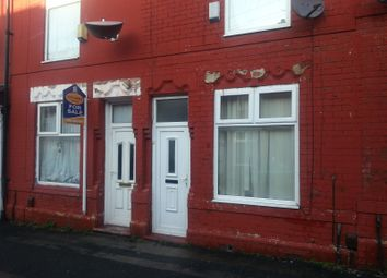 Thumbnail 2 bed terraced house for sale in Grasmere Street, Manchester