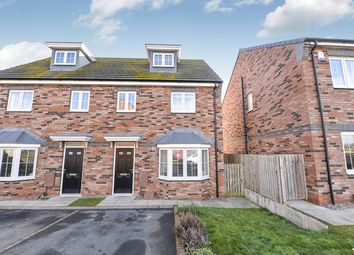 Thumbnail 3 bed semi-detached house for sale in Twickenham Court, Whitby