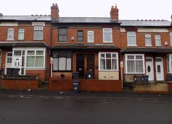 Thumbnail 2 bed terraced house for sale in Manor Farm Road, Tyseley, Birmingham, West Midlands B11, Birmingham,