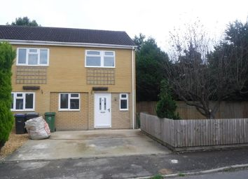 Thumbnail 3 bed semi-detached house to rent in Conway Crescent, Melksham