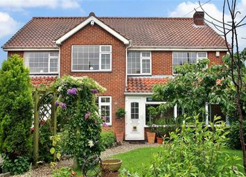 Thumbnail 4 bed property for sale in Cherry Lane, Wootton, Ulceby