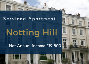 Thumbnail 2 bed flat for sale in Lonsdale Road, London
