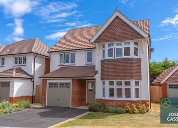 Thumbnail 4 bed detached house for sale in Reed Bed Close, Chilton Trinity, Bridgwater