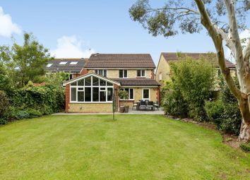 Thumbnail 4 bed detached house for sale in Blenheim Way, Southmoor, Abingdon