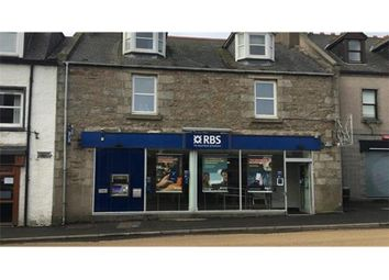 Thumbnail Retail premises for sale in 15, Bridge Street, Ellon, Aberdeenshire, Scotland