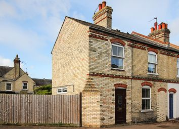 Thumbnail 3 bed end terrace house for sale in Stanley Road, Newmarket