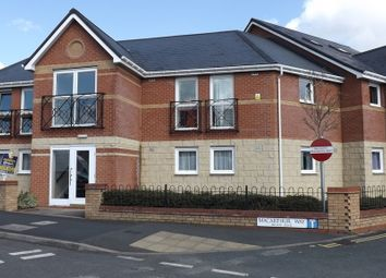 Thumbnail 1 bed flat for sale in Goddard House, Minster Road, Stourport-On-Severn, Stourport-On-Severn, Worcestershire
