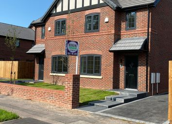 Thumbnail 3 bed semi-detached house for sale in Peel Hall Road, Wythenshawe, Manchester
