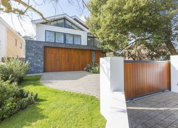 Thumbnail 4 bed detached house for sale in Lakeside Road, Canford Cliffs, Poole, Dorset