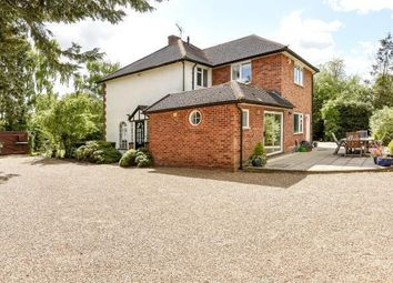 Thumbnail 4 bed detached house for sale in Oakley Green, Windsor