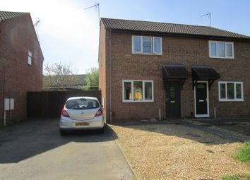 Thumbnail 3 bed semi-detached house for sale in Sheffield Court, Raunds, Wellingborough