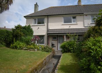 Thumbnail 4 bed end terrace house to rent in Saracen Crescent, Penryn