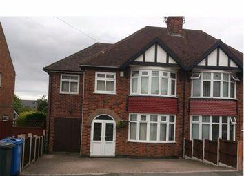Thumbnail 4 bed semi-detached house for sale in Littleover Lane, Littleover