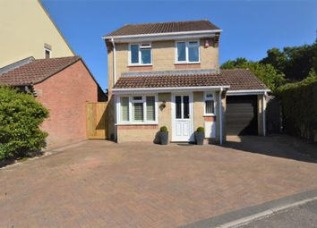 Thumbnail 3 bed detached house for sale in Furzeacre Close, Plymouth, Devon