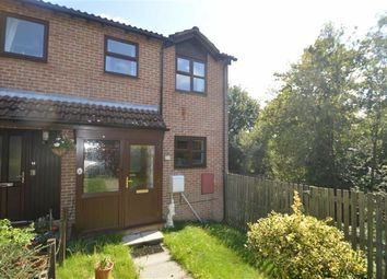 Thumbnail 3 bed end terrace house for sale in Oliver Close, Crowborough