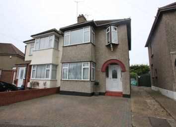 Thumbnail 3 bedroom semi-detached house for sale in Shirley Road, Eastwood, Leigh-On-Sea