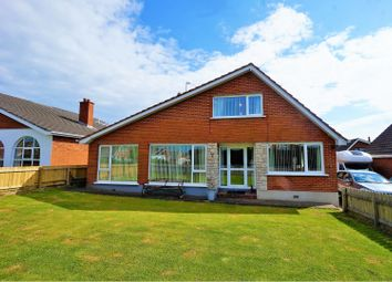 Thumbnail 4 bedroom detached bungalow for sale in Pinehill Road, Bangor