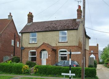 Thumbnail 4 bed detached house for sale in Station Street, Rippingale, Bourne, Lincolnshire