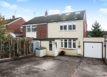Thumbnail 6 bed semi-detached house for sale in Priory Road, Hednesford, Cannock