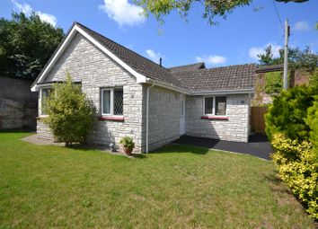 Thumbnail 2 bedroom detached bungalow for sale in Coombe Road, Puddletown, Dorchester