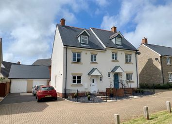 4 bed semi-detached house for sale in Ffordd Y Draen, Coity, Bridgend CF35