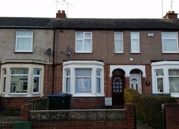 Thumbnail 2 bedroom terraced house for sale in Grangemouth Road, Coventry