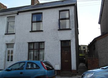 Thumbnail 3 bed end terrace house for sale in Main Road, Dyffryn Cellwen, Neath, West Glamorgan