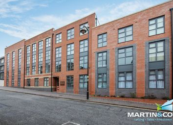 Thumbnail 2 bed flat for sale in Metalworks Apartments, 93 Warstone Lane, Jewellery Quarter