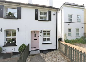 Thumbnail 2 bed semi-detached house for sale in Crofton Road, Orpington